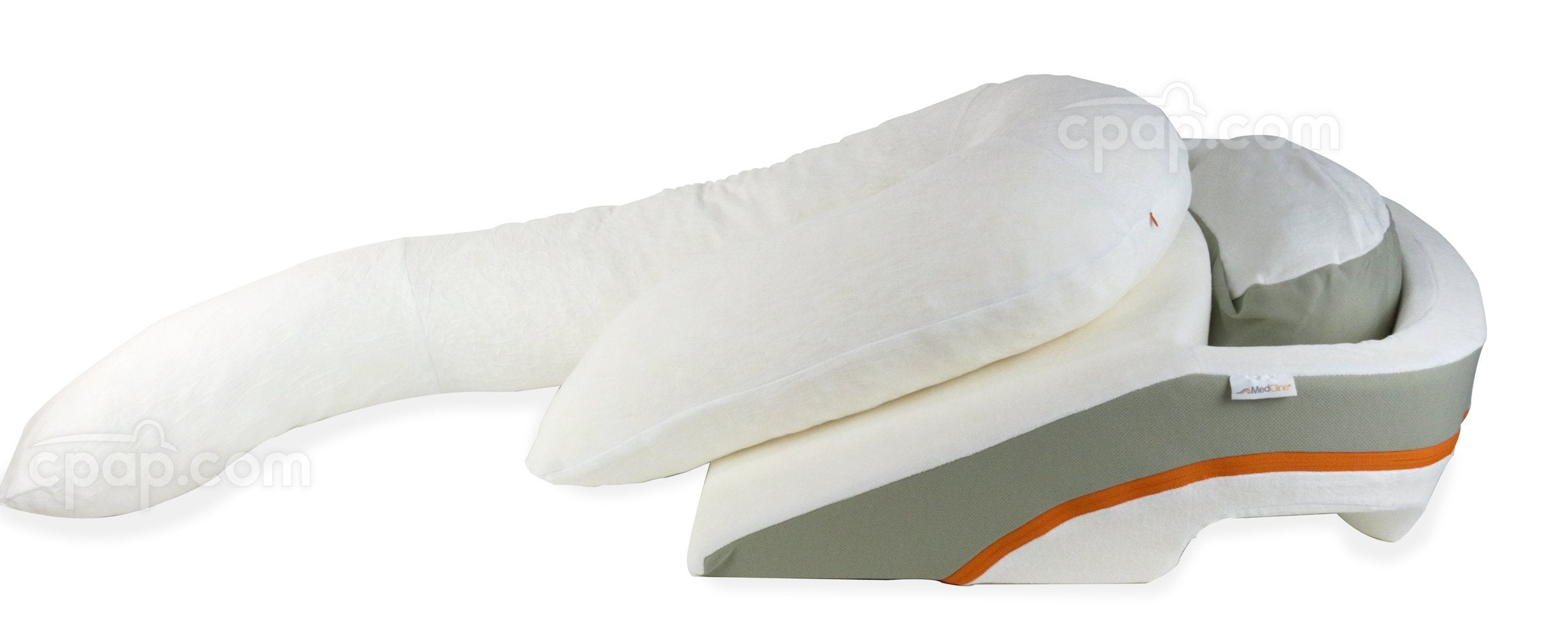 MedCline Reflux Relief System - (Both Pillows Included)