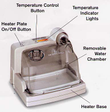 Product image for H2 Heated Humidifier with hose