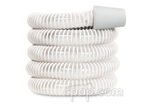 Product image for Respironics Pure White 6 Foot Performance CPAP/BiPAP 19mm Diameter Tubing with 22mm Ends