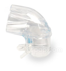 Exhalation Elbow for Fitlife Total Face Mask