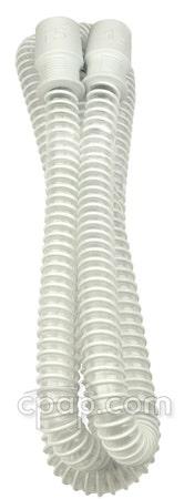 Respironics Pure White Thin 6 Foot Performance CPAP/BiPAP Tubing (15mm)