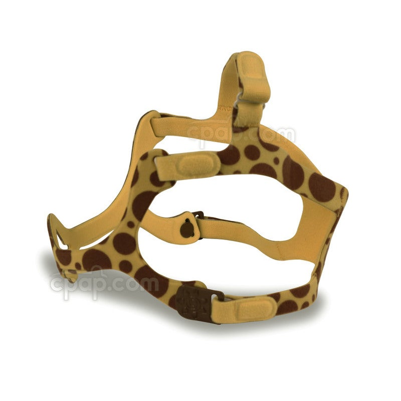 Headgear for the Wisp Pediatric Nasal CPAP Mask (Shown with Frame Attached - Frame Not Included)