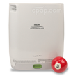 Product image for SimplyGo Mini Portable Oxygen Concentrator with Pulse Dose Flow