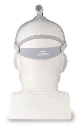 Headgear for DreamWear Nasal CPAP Mask (Shown on Mannequin with Complete Mask - Not Included)