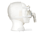 Product image for Pediatric Bonnet with 4-Point Headgear and Chinstrap for CPAP Nasal Masks