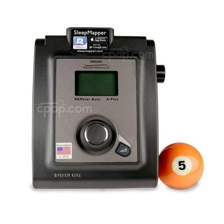 PR System One REMStar 60 Series Auto with Bluetooth (Billiards Ball Not Included)