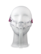 Product image for GoLife For Women Nasal Pillow CPAP Mask with Headgear