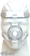 Product image for TrueBlue Gel Nasal CPAP Mask with Headgear