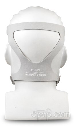 Amara Full Face Mask Headgear - With Mask, Mannequin (not included)