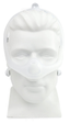 Product image for DreamWisp Nasal CPAP Mask with Headgear - Fit Pack (S, M, L Cushions Included)