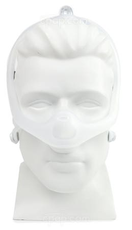 DreamWisp Nasal CPAP Mask - Front (Mannequin Not Included)