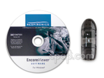 Product image for EncoreViewer 2.0 Software with CPAP.com USB SD Memory Card Reader for PR System One Machines