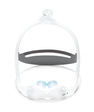 Product image for DreamWear Gel Nasal Pillow CPAP Mask with Headgear - Fit Pack (All Nasal Pillows with Medium Frame)