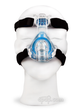 Product image for Profile Lite Youth Size Gel Nasal CPAP Mask with Headgear