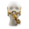 Product image for Wisp Pediatric Nasal CPAP Mask with Headgear - Fit Pack