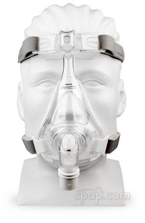 Amara Full Face Mask - Front -on-Mannequin