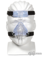 Product image for ComfortFusion Nasal CPAP Mask with Headgear