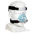 Product image for ComfortGel Blue Nasal CPAP Mask with Headgear - FitPack