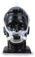Product image for DreamWear Full Face CPAP Mask with Headgear - Fit Pack (S, M, MW, L Cushions with Medium Frame)