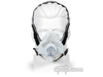 Product image for FullLife Full Face CPAP Mask with Headgear - Fit Pack