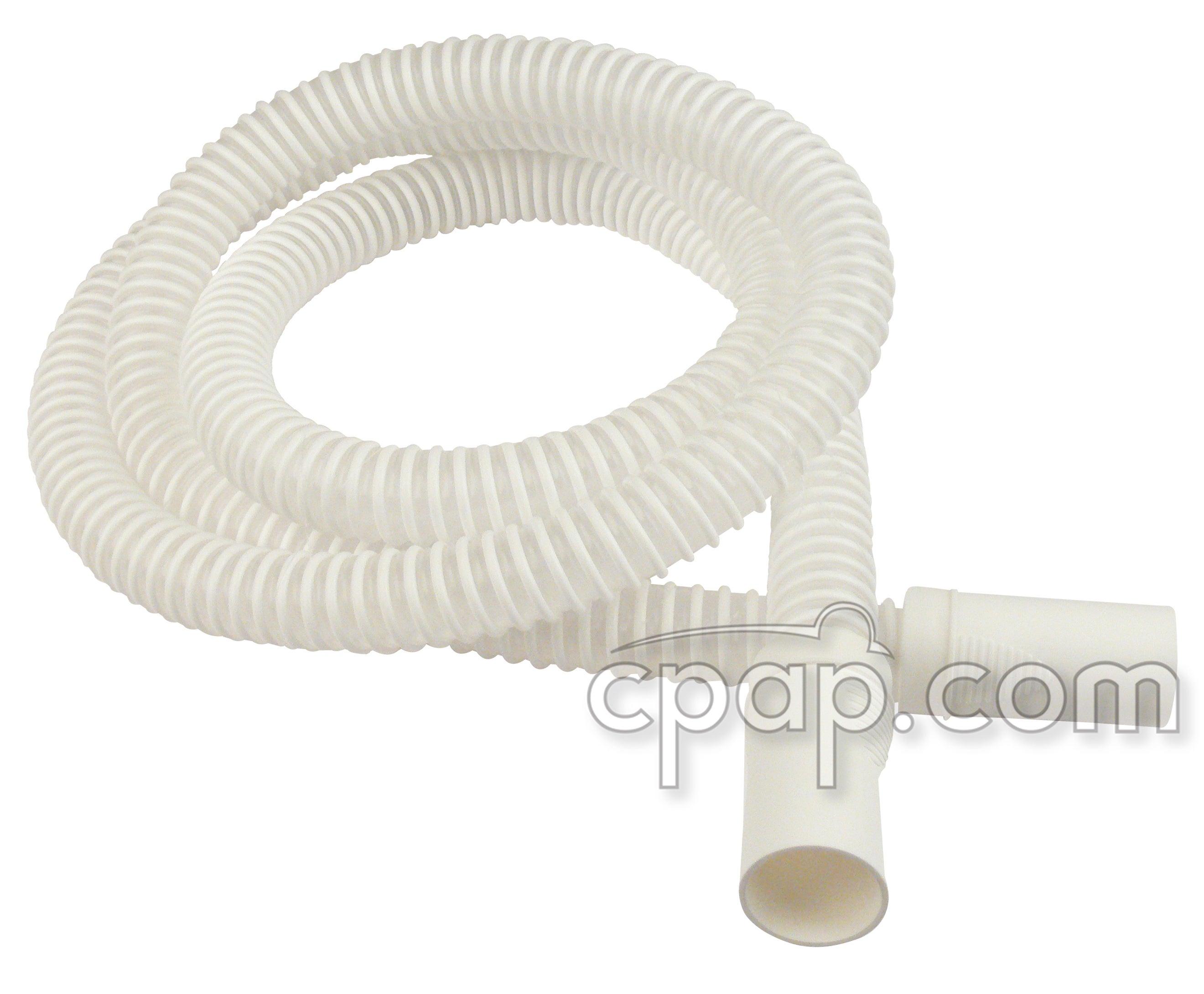 UltraLite Pure White Slim Cuff 6 Foot Performance CPAP/BiPAP Tubing