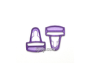 Product image for Headgear Clips for Zzz-Mask Nasal, Zzz-Mask Full Face, and Sunset HCS Masks