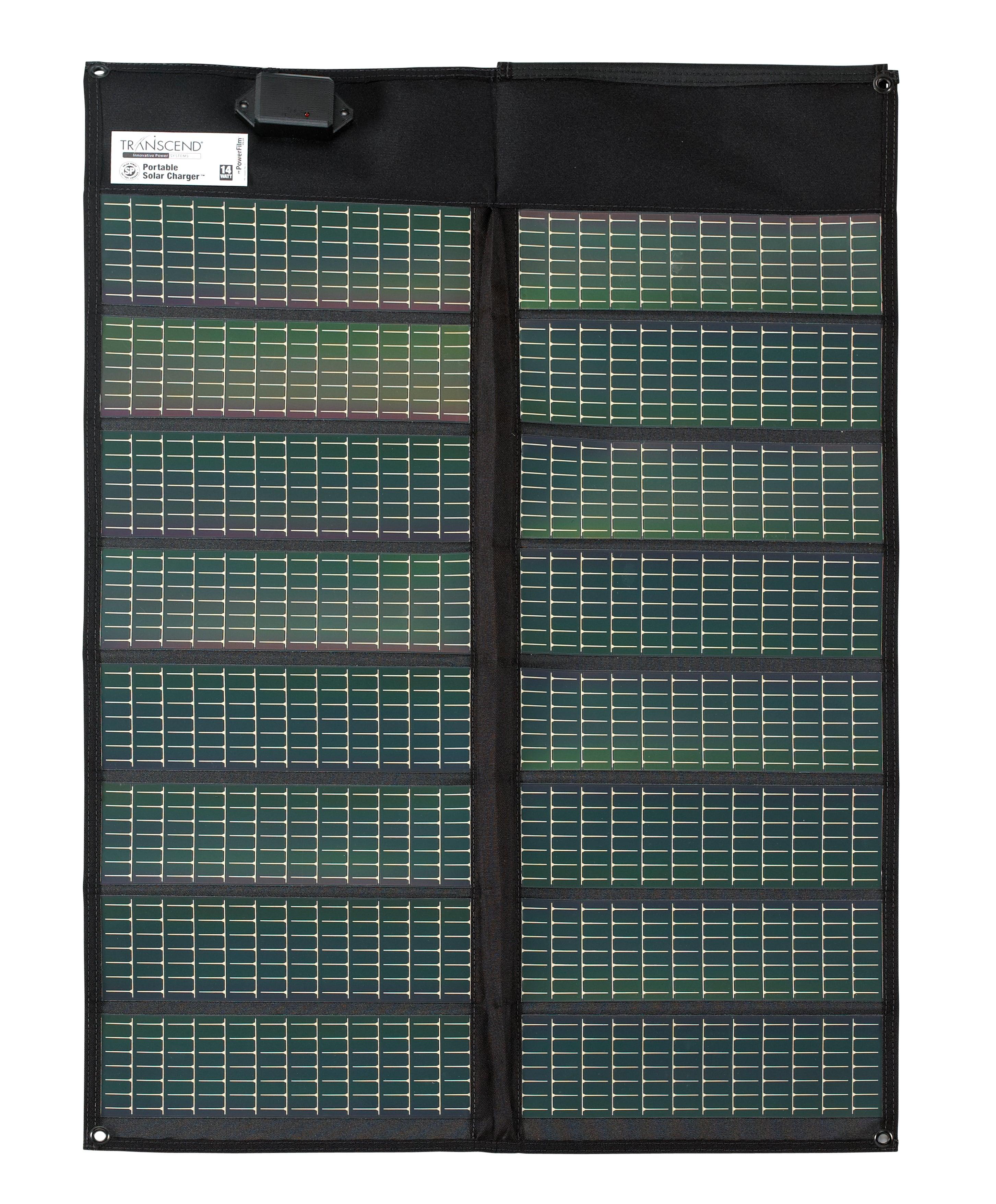 Solar Panel for Transcend CPAP Battery - flat