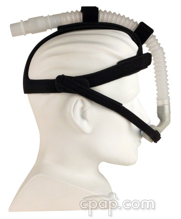 adam-circuit-nasal-pillow-cpap-mask-with-headgear-on-head