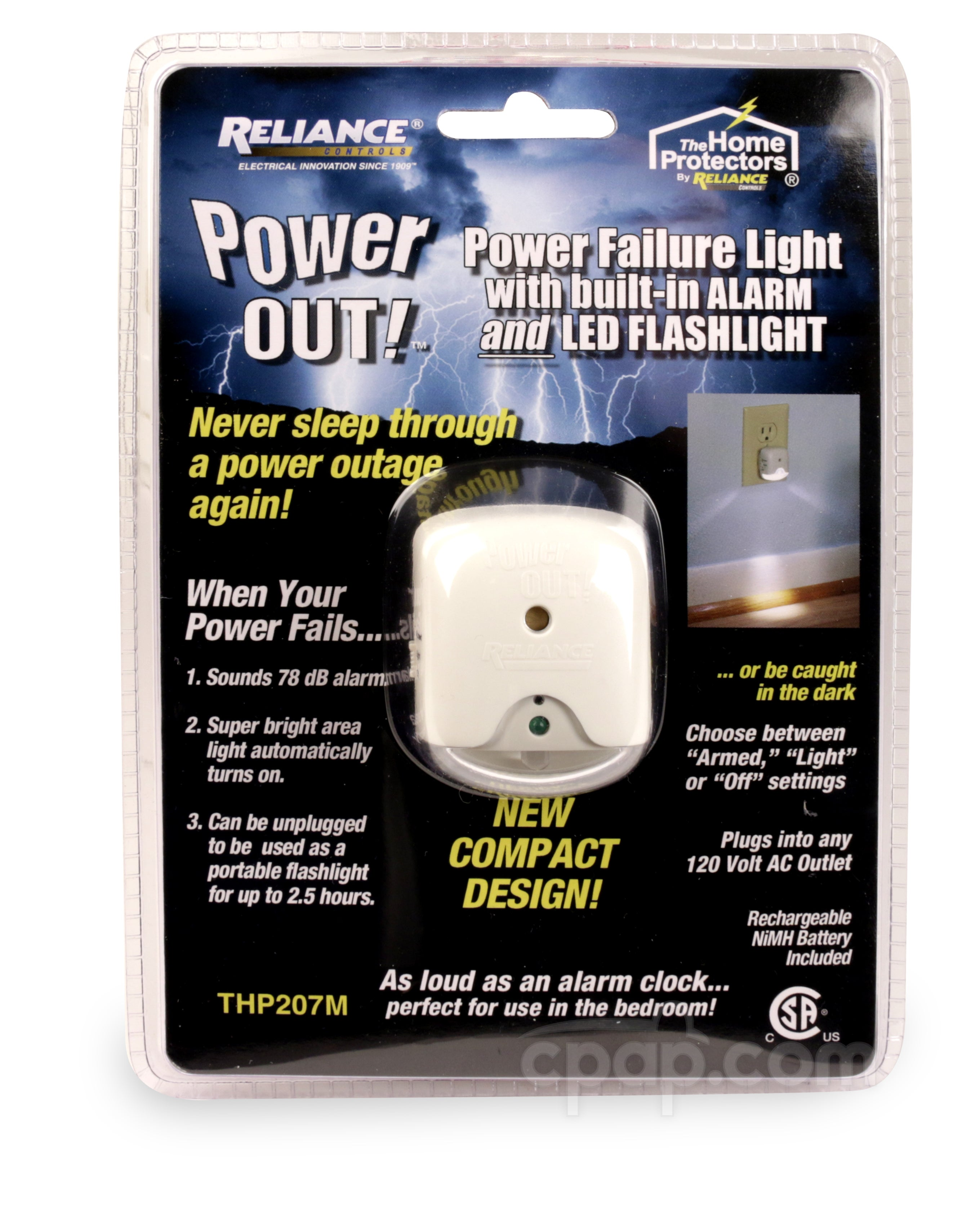 PowerOut - Front - In Package