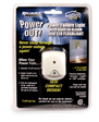 Product image for PowerOUT! Power Failure Light with Alarm and Flashlight