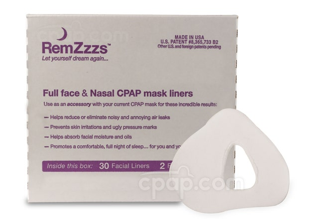 RemZzz CPAP Mask Liners