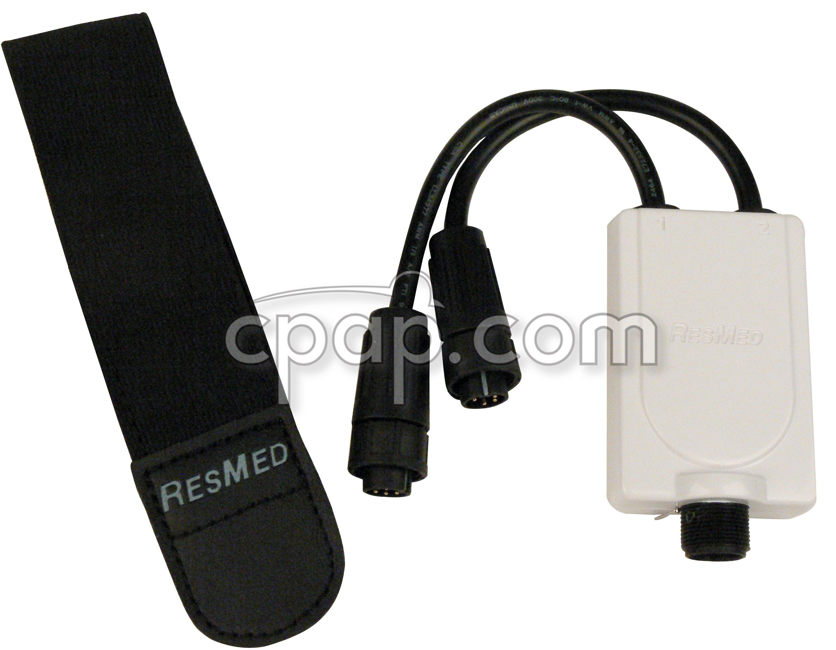 Battery Coupler Kit for RPS II (Coupler + Velcro Strap)
