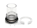 Product image for Air Outlet Tube Coupler and Retainer Clip for S9™ Series H5i™ Heated Humidifier