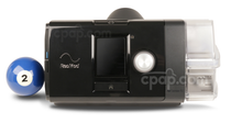 Product image for AirSense™ 10 CPAP Machine with HumidAir™ Heated Humidifier
