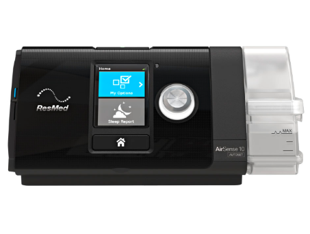 AirSense™ 10 AutoSet CPAP Machine with HumidAir™ Heated Humidifier