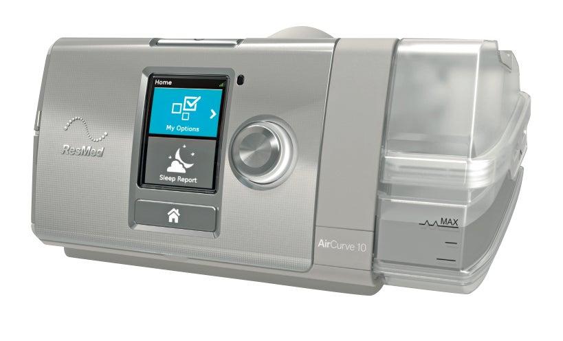 AirCurve™ 10 VAuto BiLevel Machine with HumidAir™ Heated Humidifier