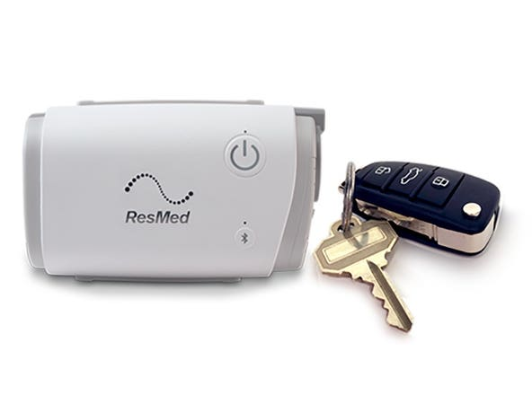 AirMini™ AutoSet™ CPAP Machine (Keys Not Included)
