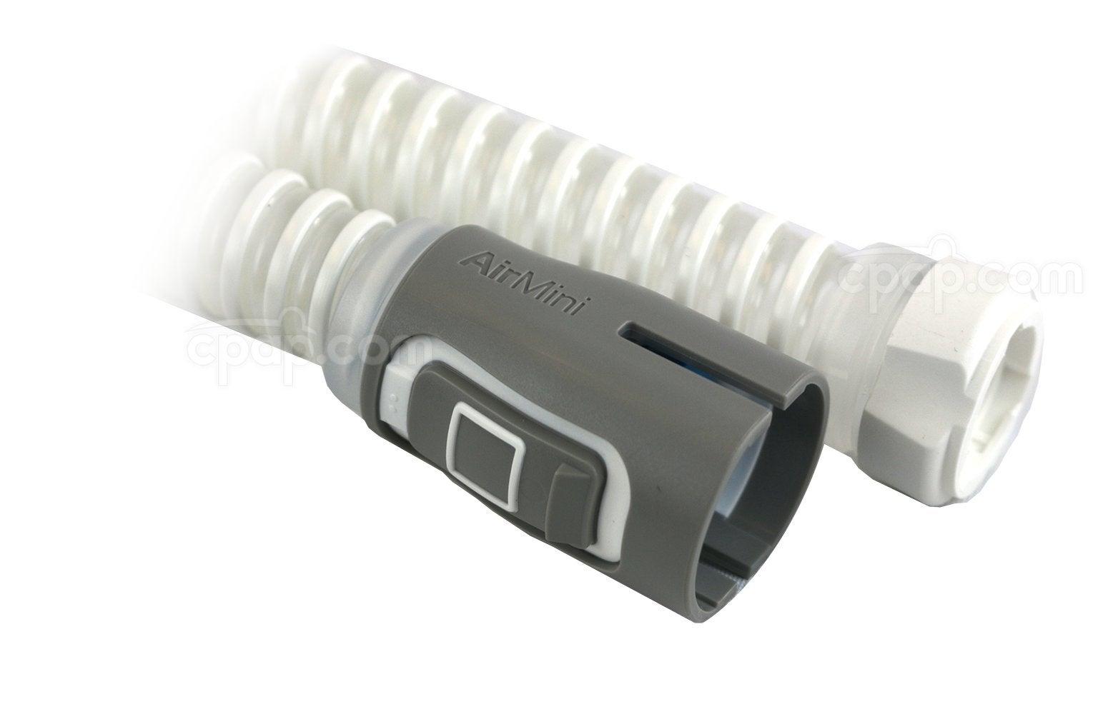 AirMini Tubing - Close Up of Connectors