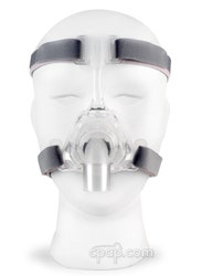 Mirage FX for Her Nasal Mask- Front  (Shown on Mannequin)