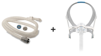 Product image for AirFit N20 Complete Mask + AirMini Mask Setup Pack Bundle