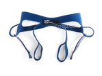 Product image for Mirage Liberty™ Full Face CPAP Mask Headgear Assembly with Upper Clips