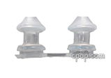 Product image for Nasal Pillows For Mirage Liberty™ Full Face CPAP Mask