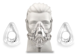 Product image for ResMed AirFit™ F20 Mask with Headgear + 2 Replacement Cushions