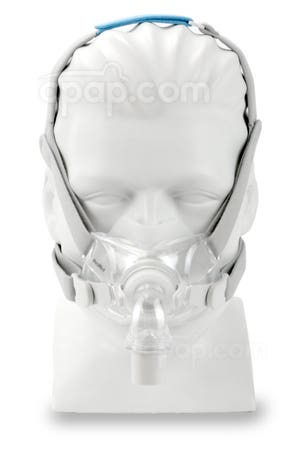 AirFit F30 Full Face CPAP Mask with Headgear - Front (Mannequin Not Included)