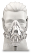 Product image for AirTouch™ F20 Full Face CPAP Mask with Headgear