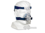 Product image for Mirage™ SoftGel Nasal CPAP Mask with Headgear - ConvertAble Pack