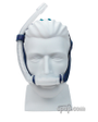 Product image for Mirage Swift™ II Nasal Pillow CPAP Mask with Headgear