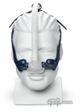 Product image for Swift™ LT Nasal Pillow CPAP Mask with Headgear