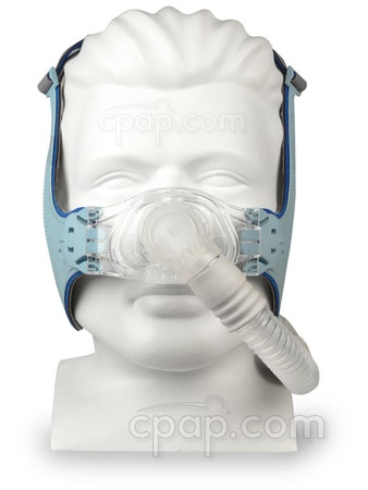 Mirage Vista™ Mask - Front on Mannequin (not included)