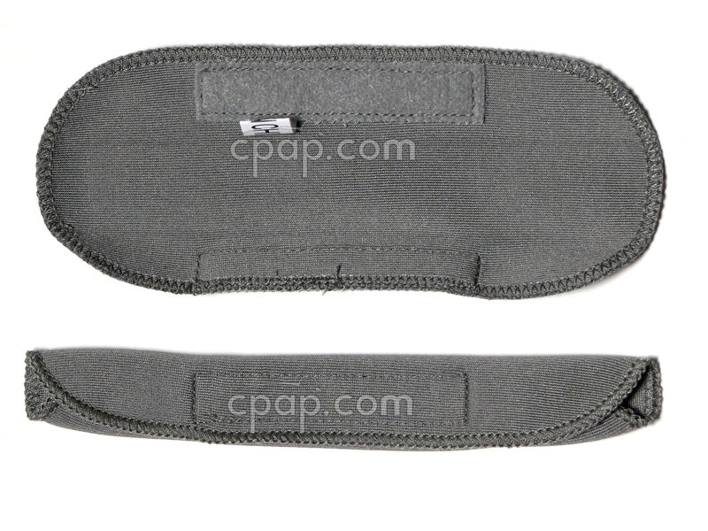 Soft Wraps for Swift FX and Swift™ FX Nano CPAP Masks - One Opened and One Closed